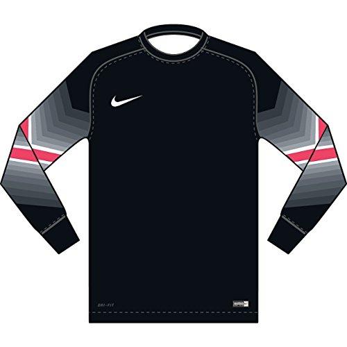 Nike Youth Goliero Goalkeeper Jerseys Youth X-Large (Black)