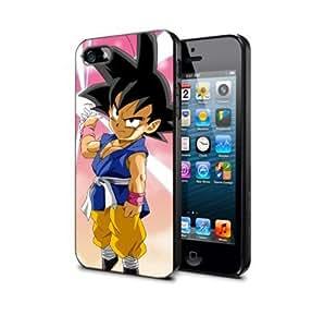 Dg1 Silicone Cover Case Iphone 5/5s Dragonball Z Goku Kids Manga