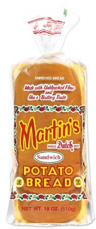 Martin's Potato Bread - Pack of 3