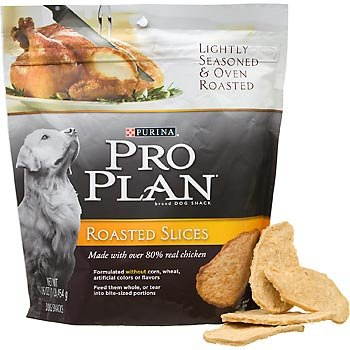 Pro Plan Chicken Roasted Slices Dog Treats, My Pet Supplies