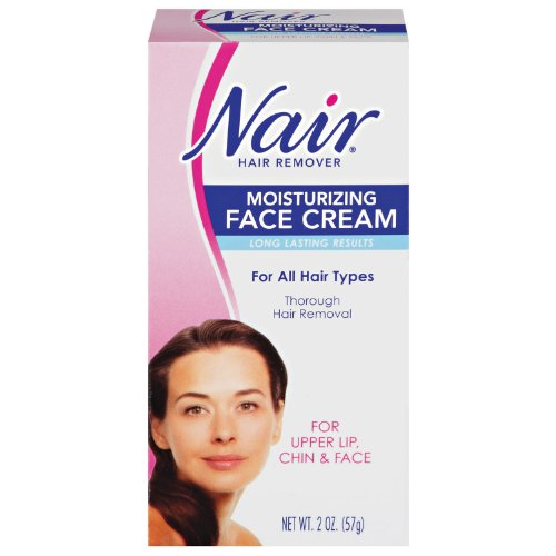 Nair Face Removal Cream - 9