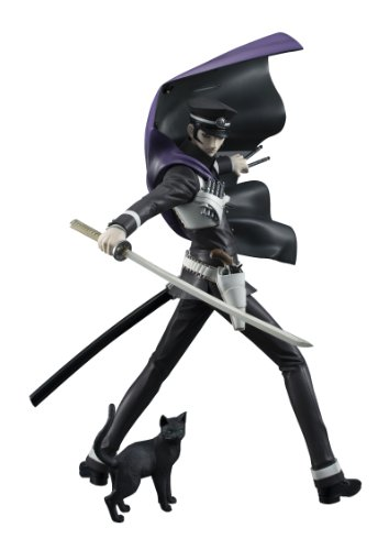Megahouse Shin Megami Tensei: Devil Summoner: Raidou Game Characters Collection DX PVC Figure