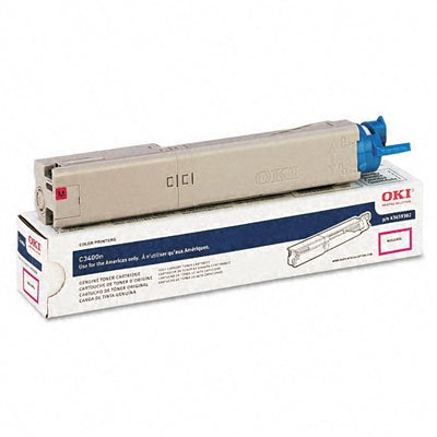 C3400n Drum - OKI43459302 - Oki 43459302 High-Yield Toner