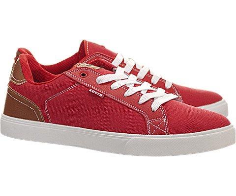 Levi's Men's Corey Red Casual Shoe 10.5 Men US