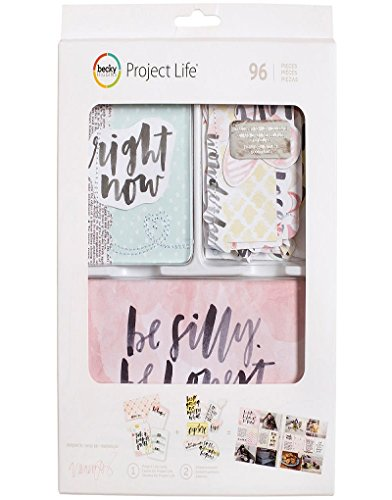 Project Life Halloween Kit (Project Life 380553 Values   Kits-Inspire-Stitching Accents (96 Piece),)
