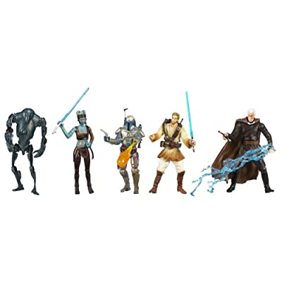 Hasbro Star Wars Battle Pack: Battle of Geonosis: Toys & Games