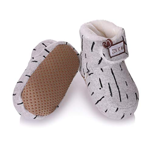 Pictures of RONGBLUE Newborn Infant Baby Girls Boys Slippers 7
