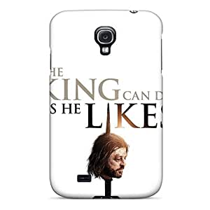 IanJoeyPatricia Samsung Galaxy S4 Protective Hard Phone Case Custom Nice Game Of Thrones Pictures [Uvy6590wOYg]