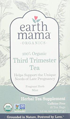 Earth Mama Angel Baby Organic Third Trimester Tea - 16 ct - 2 pk