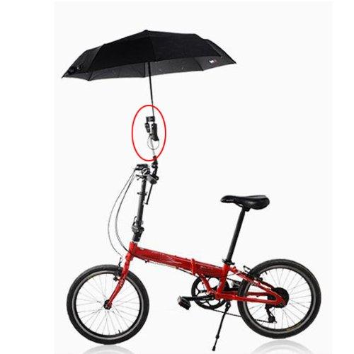 Hrph Para bicicletas Conector Umbrella Cochecito Holder