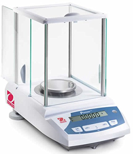 Ohaus PA84 Pioneer Analytical Balance 85g x 0.0001g Analytical Balance