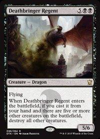 Magic: the Gathering - Deathbringer Regent (096/264) - Dragons of Tarkir