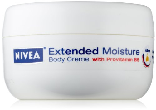 NIVEA Extended Moisture Body Creme, 6.8 Ounce (Nivea Creme Moisture)