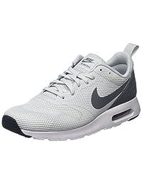 Nike Air Max Tavas Pure Platinum/Clear Grey/Black/White Men's Shoes