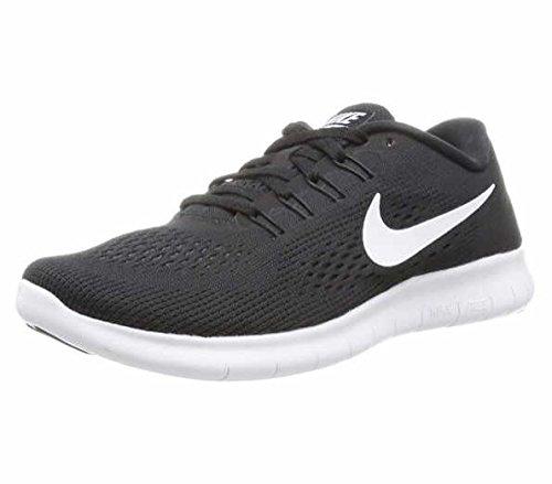 5b13da166685 ... discount code for nike free run womens training running shoes black  black anthracite white e0cd8 ac4f8