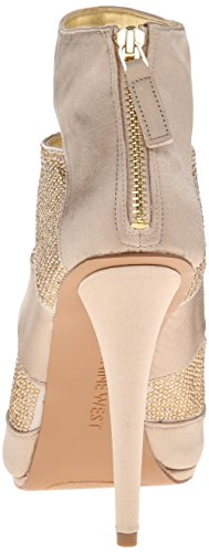 Nine West Amability Damen US 8 Gold Sandale