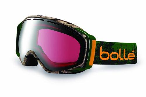Bolle Gravity Snow Goggles (Seth Wescott Signature Frame/Vermillon Gun - Seth Sunglasses