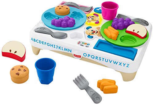 Fisher-Price FBM90 Laugh and Learn Say Please Snack Set