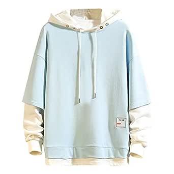 Zcuhen Fashion suéter de Manga Larga con Estampado Degradado de ...