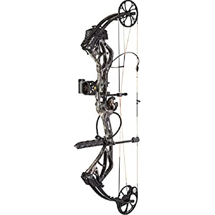 Image of Compound Bows Bear Archery AV82A11077R Species RTH True Timber Kinati RH 70, One Size