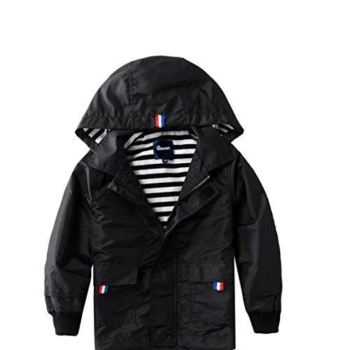 Boys Lightweight Hooded Jacket - 9