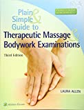 Product review for Plain and Simple Guide to Therapeutic Massage & Bodywork Examinations