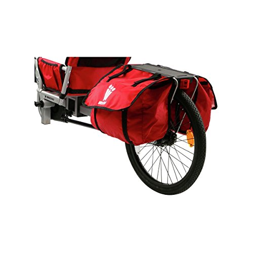 Weehoo Cargo Basket Kit Tag Along Child Bicycle Trailer by Weehoo