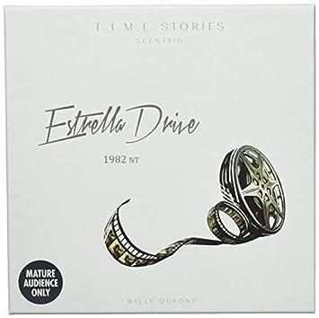 T.I.M.E Stories: Estrella Drive Expansion: Amazon.es ...