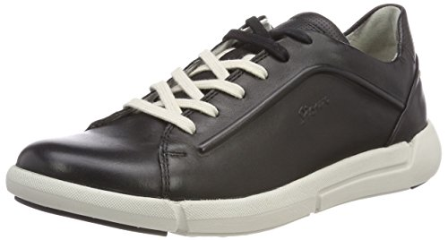 Sioux Men Runol Trainers Black (Schwarz)