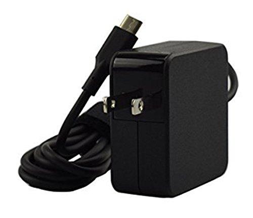 20V-2.25a 45W USB C Type-C adaptador Fuente de alimentación Cargador para Huawei matebook, HP Spectre Xiaomi Air,...