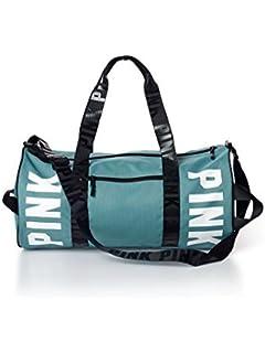 Amazon.com   Victoria s Secret PINK Duffle Gym Bag   Luggage ... 933be5a13e