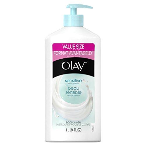 Olay Ultra Moisture Sensitive Body Wash  34 Ounce