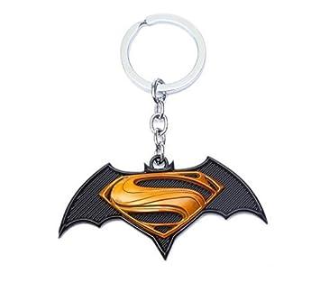 asteriated DC Comics Batman V Superman Symbol Colgante de ...