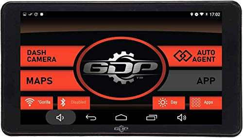 GDP Tuning EZ LYNK Tuner Monitor Compatible with Cummins Duramax Powerstroke Diesel