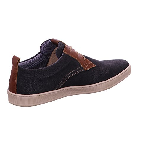 BULLBOXER 722k23939 - Zapatos de cordones para hombre negro