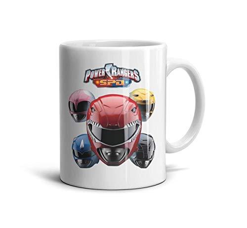 SINGKING Coffee Mugs 11Oz Power-Rangers-SPD- Cute Drinks -