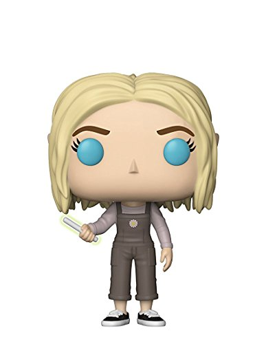 - Funko Pop! Movies: Bright - Tikka with Wand Collectible Figure