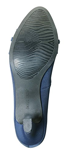 David Tate Stardust Womens Clogs-and-Mules-Shoes Black Pds N3DvMvfj