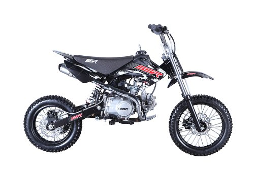 SSR Motorsports SR125- SSR 125cc Dirt kids Bike Review