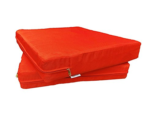 QQbed Outdoor Patio Deep Seat Memory Foam (Seat And Back