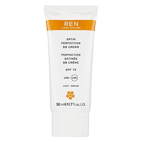 Renサテン完璧Bbクリーム50ミリリットル (REN) - REN Satin Perfection BB Cream 50ml [並行輸入品]   B01MG8WYL3
