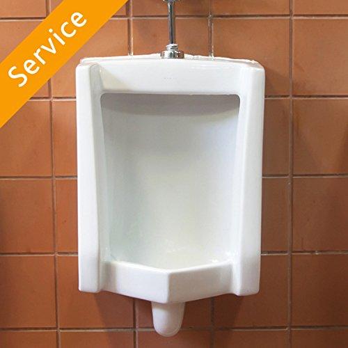 Urinal-Installation