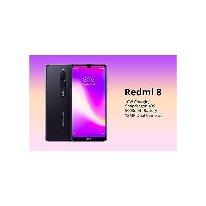 """413yjBLNykL Haz clic aquí para comprobar si este producto es compatible con tu modelo Qualcomm Snapdragon 439 . Octa -core hasta 2.0GHz . Ampliable hasta 512 GB Pantalla lcd de alta definición de 15,8 cm (6,22) diseño de muesca de puntos i corning gorilla glass 5, 6.22 """"19: 9 hd pantalla completa"""
