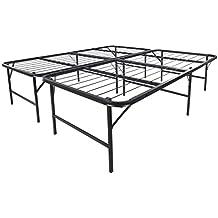 Amazon Com Platform Bed 18 Inch