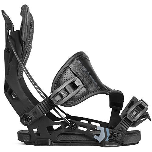 Hybrid Mountain Snowboard - Flow NX2 Snowboard Bindings 2019 - X-Large/Black
