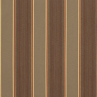 (Sunbrella Indoor/Outdoor Upholstery Fabric By the Yard ~ Davidson Redwood)
