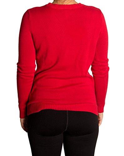 Charter Club Women's Scotty Dog Print Sweater, (Small)