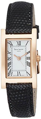 PIERRE LANNIER watch rectangle watch P475A910L32 Ladies