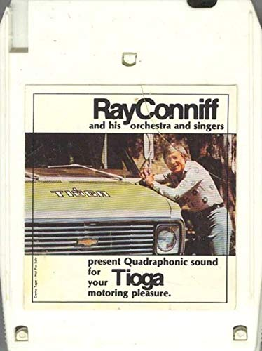 Used, RAY CONNIFF, ORCHESTRA & SINGERS: Present Quadraphonic for sale  Delivered anywhere in USA