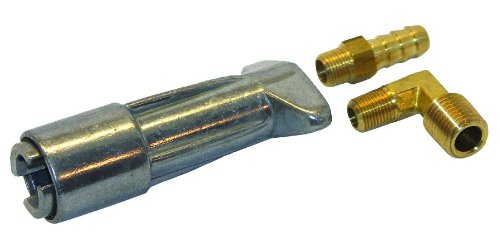 Invincible Marine Fuel Line Connector, Mercury Female, 3-Piece